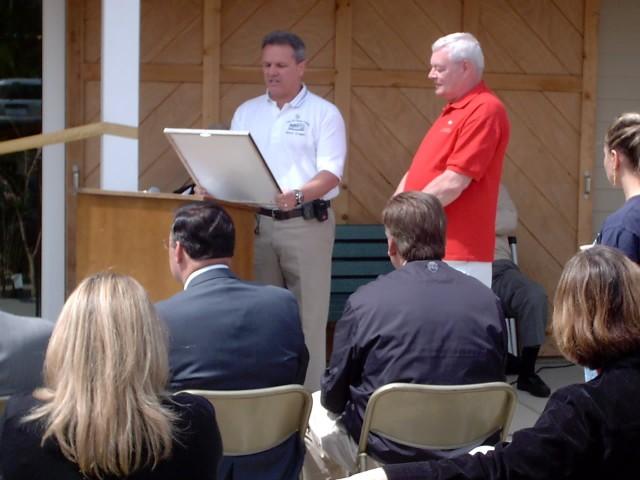 Mayor Reading Proclamation