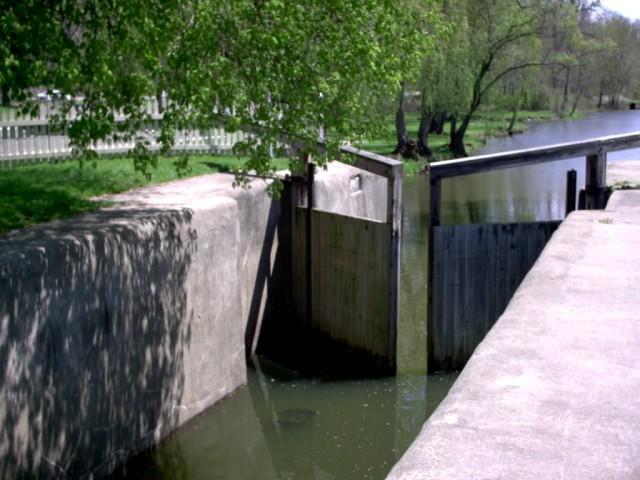 Ohio-Erie Canal Lock IV