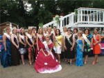 40th Anniversary Canal Queens. Several of the past Canal Queens from 1969 gathered for the parade to celebrate Olde Canal Days 40th Anniversary. Recognize any of them?