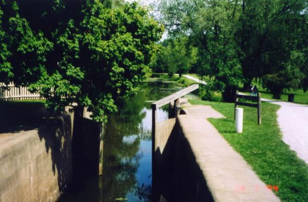 Discover canal fulton